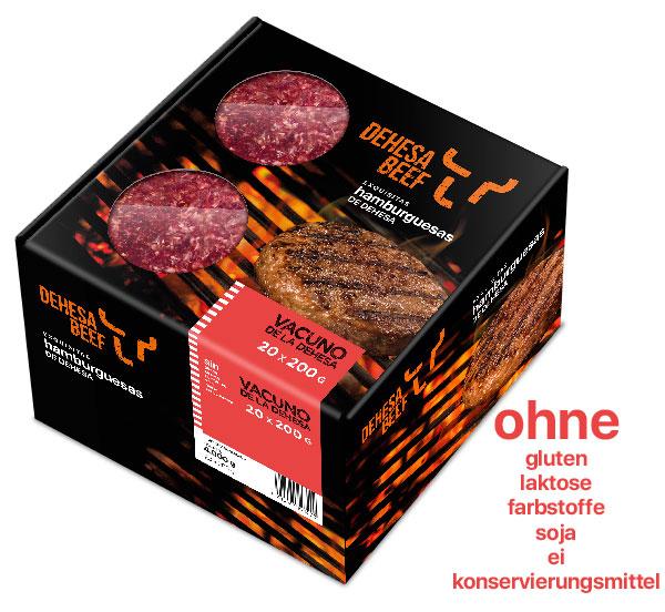 Dehesa Beef Hamburger
